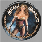 Melania the Magnificent Wonder Woman