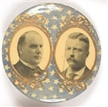 McKinley, Roosevelt Stars and Filigree