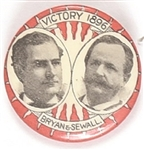 Bryan and Sewall Victory 1896