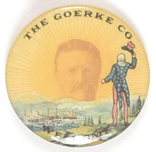 Theodore Roosevelt Welcome The Goerke Co.