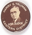 Harry Truman Eastern District Court Judge