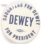 Daughters for Dewey for President