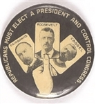 Roosevelt, Cassel Pennsylvania Playing Cards Coattail