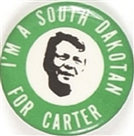 South Dakotan for Carter