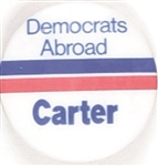 Democrats Abroad for Carter
