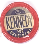 John F. Kennedy Flasher With Red Border