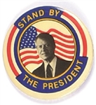 Carter Stand by the President