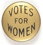 Votes for Women Gold and Black