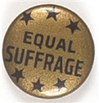 Equal Suffrage, 6 Stars Celluloid