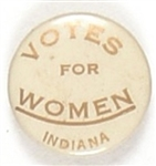 Votes for Women Indiana