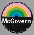 George McGovern Rainbow