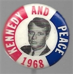 Robert Kennedy and Peace