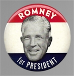 Romney for President 1968 Celluloid