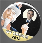 Obama Uncle Sam My Choice