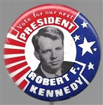 Robert Kennedy for President Modern Stars and Stripes