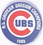 Cubs Division Champions