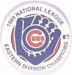 Chicago Cubs Eastern Division Champions