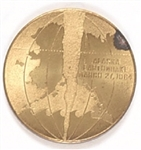 Alaska 1964 Earthquake Medal