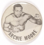 Archie Moore Boxing Pin