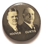 Hoover, Curtis Black and White Jugate