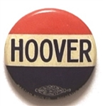 Hoover Red, White and Blue Celluloid