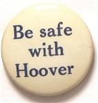 Be Safe With Hoover