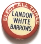 Landon, White, Barrows Maine Coattail