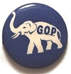 Dewey GOP Elephant Celluloid
