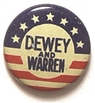 Dewey, Warren Stars and Stripes