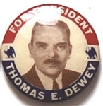 Dewey for President Eagles Celluloid
