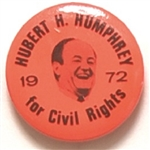 Humphrey Civil Rights