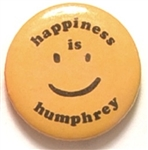 Happiness is Humphrey
