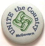 McGovern Unite the Country