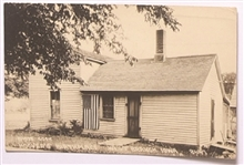 Hoover Birthplace Iowa Postcard
