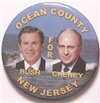 Ocean County for Bush, Cheney