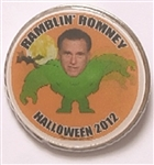 Ramblin Romney Halloween Flasher