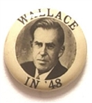 Henry Wallace in '48