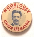 Rodriguez, Chicago Socialist for Mayor