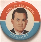 Wallace Stand Up for America 1 3/4 Inch Sample Pin