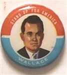 Wallace Stand Up for America 7/8 Inch Sample Pin