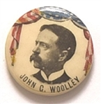 Woolley Prohibition Party 7/8 Inch Size