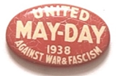 May Day United Against War and Fascism