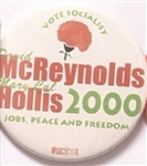 McReynolds and Hollis Socialist Party