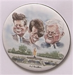 Kennedy Brothers Memorial Pin
