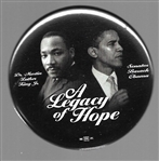 Obama, King A Legacy of Hope