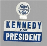 Kennedy for President Unusual Tab