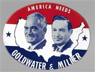 America Needs Goldwater and Miller