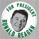Reagan for President 1968 Green Version