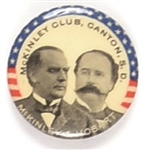William McKinley Canton, South Dakota Club