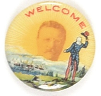 Roosevelt Uncle Sam Welcome